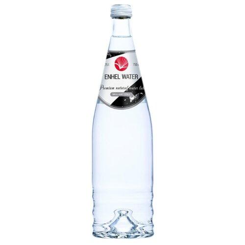 Вода минеральная питьевая артезианская Enhel Brilliant Water негазированная, стекло, 0.75 лВода<br>