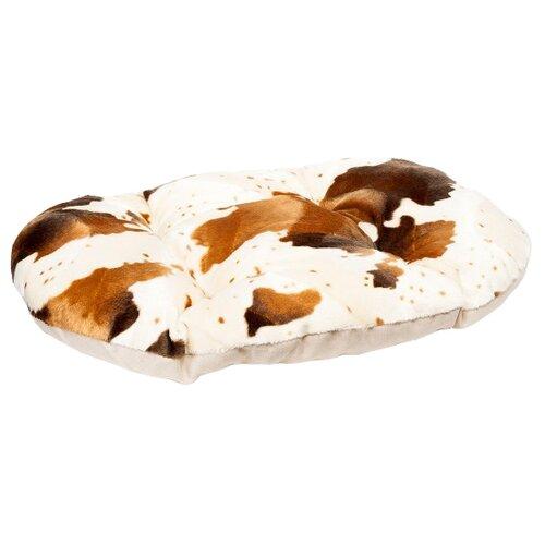 Лежак для собак PRIDE Му-Му (10021043) 71х54 см бежевый/коричневыйЛежаки, домики, спальные места<br>