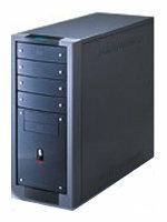 Компьютерный корпус Powerman PM-6600 300W Black