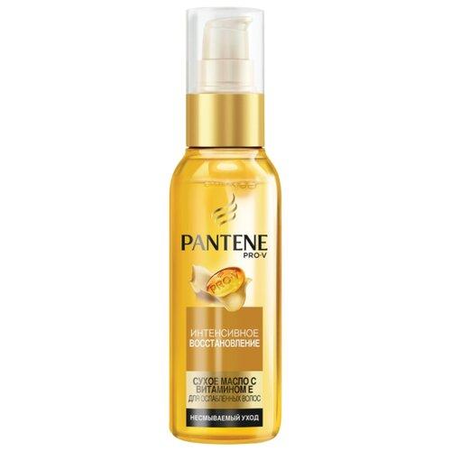 Pantene Интенсивное восстановление Масло для волос с витамином Е, 100 мл