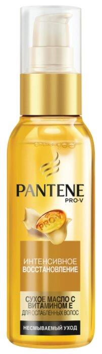 Pantene Интенсивное восстановление Масло для волос с витамином Е