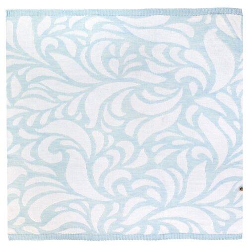 Плед Сонный Гномик Миндаль 562 90x90 см нежно-голубой плед сонный гномик сонный гномик mp002xg00psm