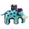 Игрушка для собак GiGwi Duraspikes Слон с резиновыми вставками (75395)