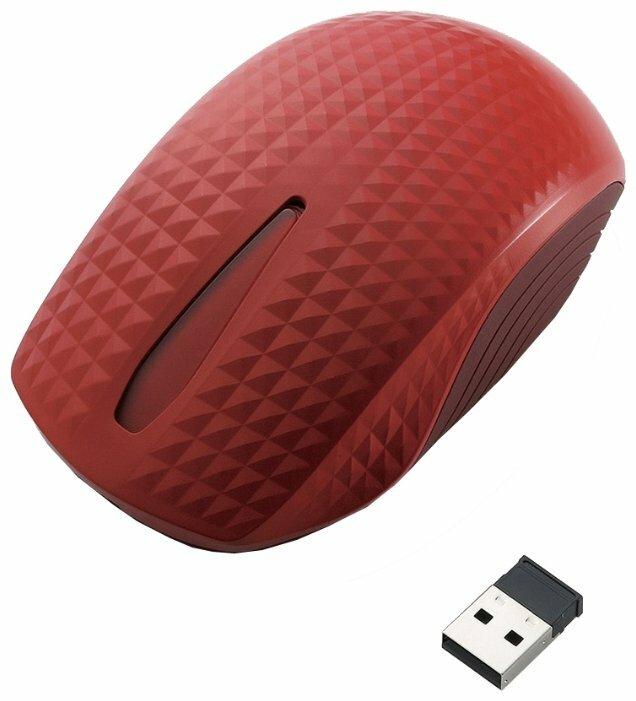 Мышь Elecom M-TC01DBRD Red USB