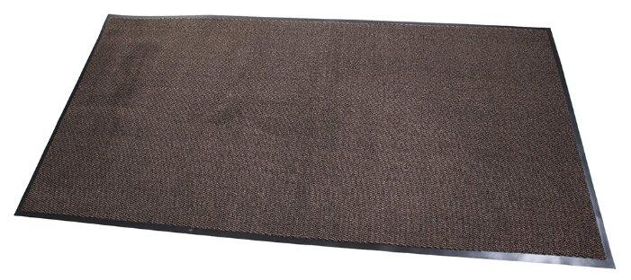 Придверный коврик RemiLing Leyla, размер: 0.9х0.6 м, серый