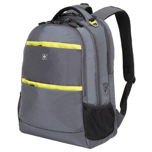Рюкзак WENGER 6629446408 серый