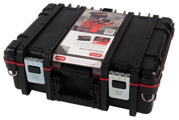 Ящик с органайзером KETER Technician Case (17198036) 48x38x17.8 см