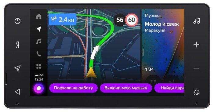Бортовой компьютер Яндекс.Авто для Mitsubishi Outlander (с 2012 года)