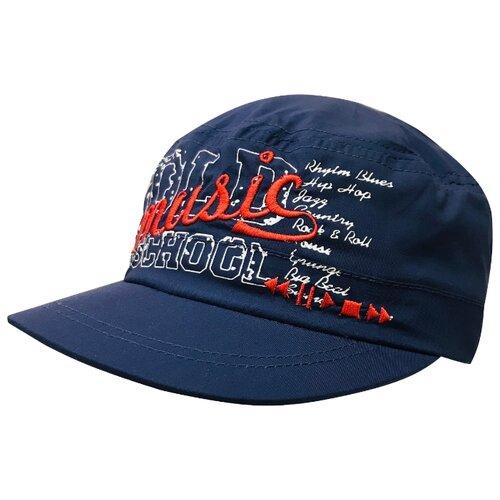 Бейсболка Be Snazzy размер 56, темно-синий, Головные уборы  - купить со скидкой