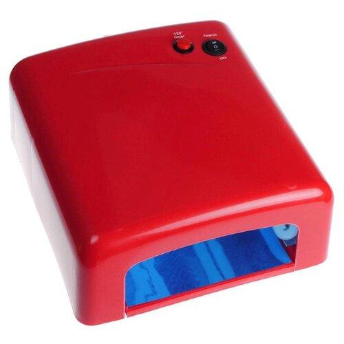 Лампа UV Touching Nature 818, 36 Вт красный