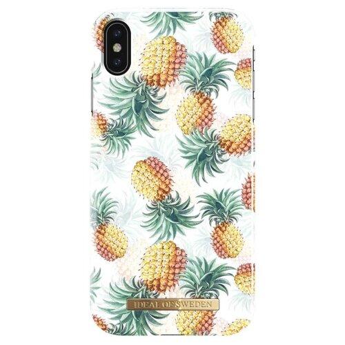 Купить Чехол iDeal of Sweden для iPhone Xs Max pineapple bonanza
