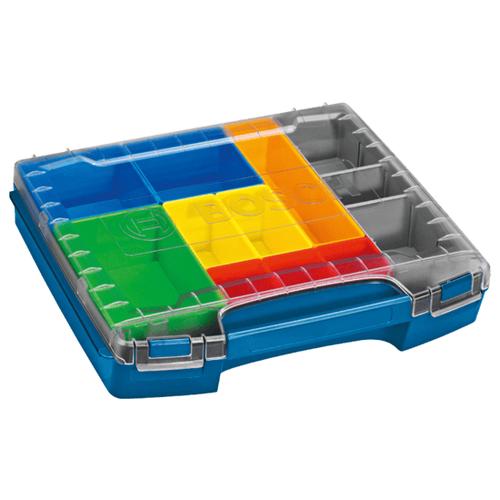 цена на Органайзер BOSCH i-Boxx 72 (1600A001S8) 35.7x35.7x7.2 см синий