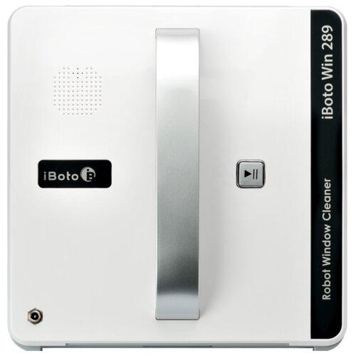 Робот-стеклоочиститель iBoto Win 289, белый белый робот iboto win 199