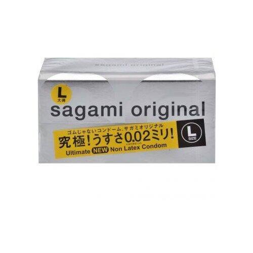 цена на Презервативы Sagami Sagami Original L-size (12 шт.)