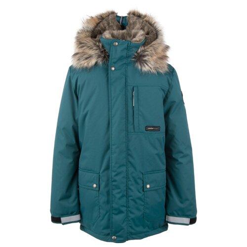 Купить Парка KERRY Jako K20468 размер 152, 423 зеленый, Куртки и пуховики