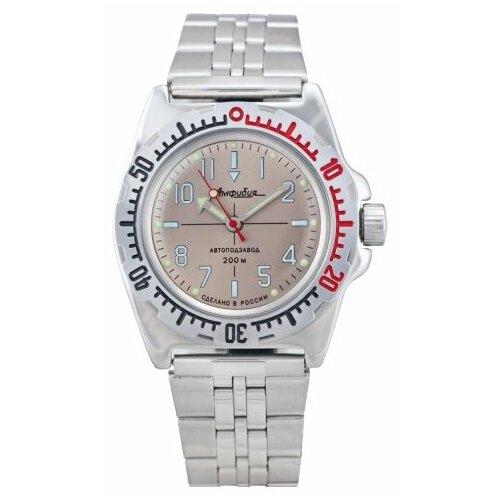 Наручные часы Восток Амфибия 110649 наручные часы восток амфибия 090913