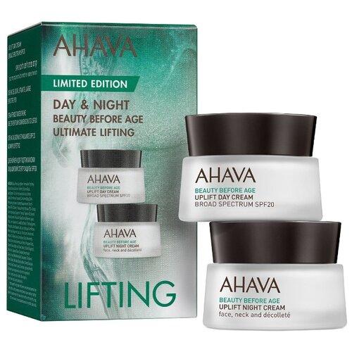 AHAVA Beauty Before Age Ultimate lifting Дневной + Ночной крем для лица