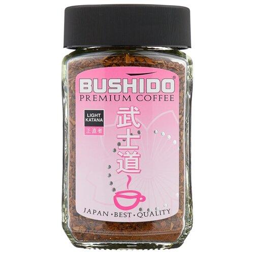 Кофе растворимый Bushido Light Katana, 100 г