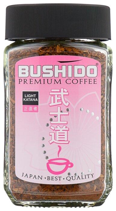 Кофе растворимый Bushido Light Katana