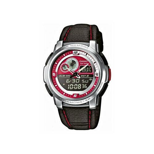 Наручные часы CASIO AQF-102WL-4B casio aqf 102w 1b