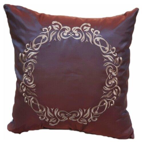 Подушка декоративная Flaum Home Décor VIOLET, 50 х 50 см (HDV-00505) фиолет. подушка декоративная laroche 50 х 50 см