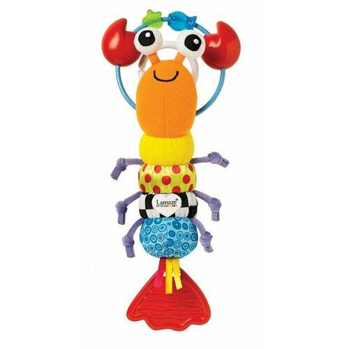 Купить Подвесная игрушка Lamaze Веселый омар (LC27567) разноцветный, Подвески