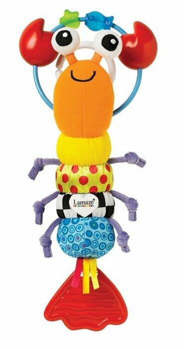 Подвесная игрушка Lamaze Веселый омар (LC27567)