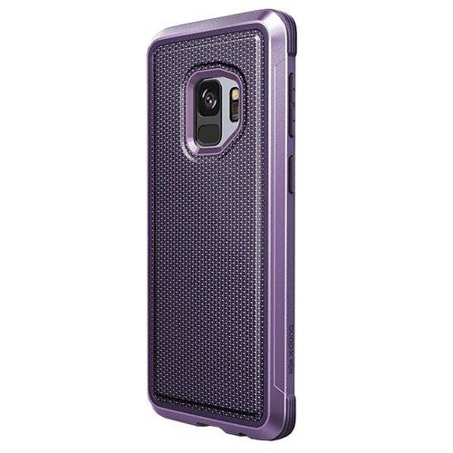 Чехол X-Doria Defense Lux для Samsung Galaxy S9 фиолетовый