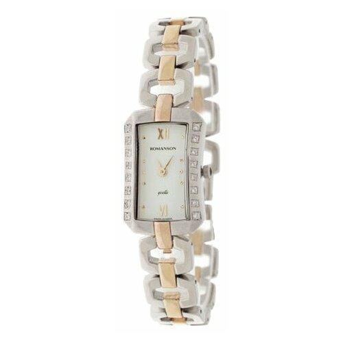 Наручные часы ROMANSON RM0350QLJ(WH) наручные часы romanson tl0110sxw wh