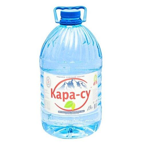 Вода питьевая Кара-су негазированная ПЭТ, 10 л