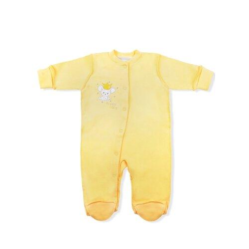 Купить Комбинезон LEO размер 62, желтый, Комбинезоны