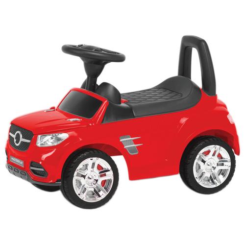 Каталка-толокар COLORPLAST 2-001 красный каталка толокар orion toys мотоцикл 2 х колесный 501 зеленый