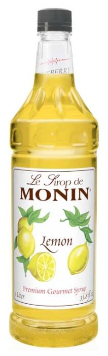 Сироп Monin Лимон
