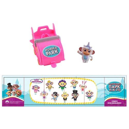 Купить Игровой набор Wonder Park Волшебный парк Джун - Обезьянка Единорог 36251, Игровые наборы и фигурки