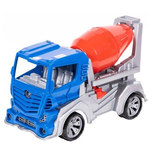 Бетономешалка Orion Toys FS1 (049) 45.5 см синий/красный/серый сортер orion toys логика шар 177 в 2 1018728 белый красный