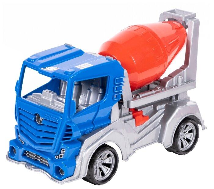 Бетономешалка Orion Toys FS1 (049) 45.5 см синий/красный/серый