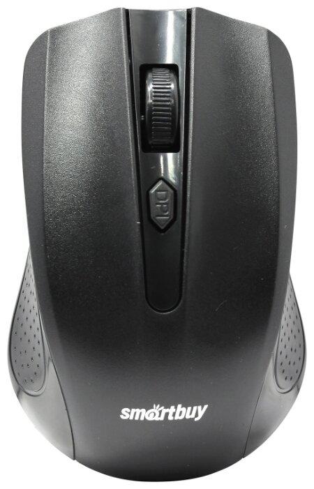 Беспроводная мышь SmartBuy SBM-352AG-K Black USB — купить по выгодной цене на Яндекс.Маркете