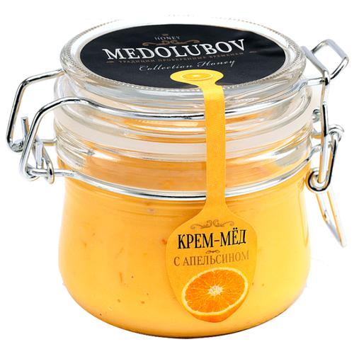 Крем-мед Medolubov с апельсином (бугель) 250 мл