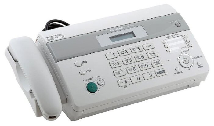 Факс Panasonic RU-W (KX-FT982)
