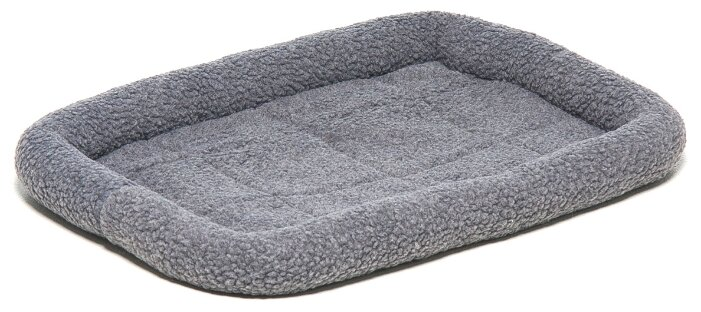 Лежак для собак ZooOne 6102 58х41х7.5 см серый