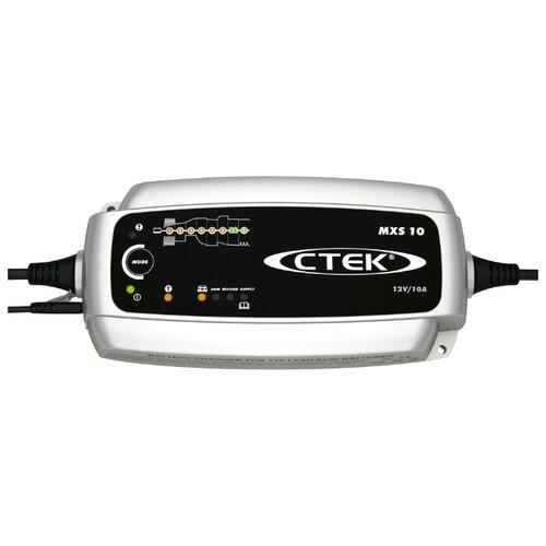 Зарядное устройство CTEK MXS 10 белый/черный зарядное