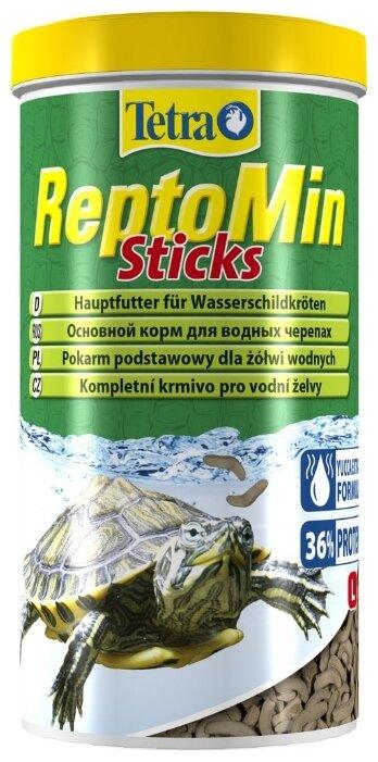 Сухой корм Tetra ReptoMin Sticks для рептилий