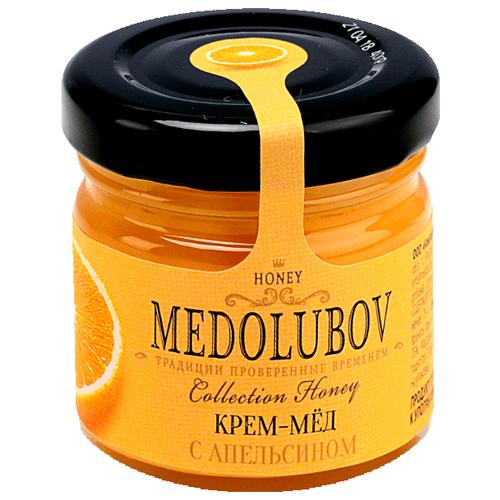 Крем-мед Medolubov с апельсином 40 мл