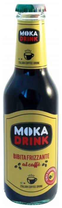 Кофейный напиток Moka Drink слабогазированный 0.2 л