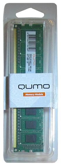 Оперативная память 4 GB 1 шт. Qumo QUM3U-4G1600C11 — купить по выгодной цене на Яндекс.Маркете
