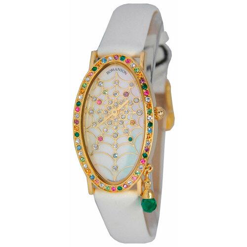 Наручные часы ROMANSON RL8204QLG(WH) наручные часы romanson rm8a24llg wh