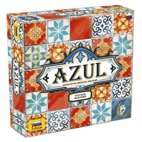 Купить Настольная игра ZVEZDA Azul, Настольные игры