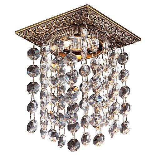 цена Встраиваемый светильник Novotech 369861 онлайн в 2017 году