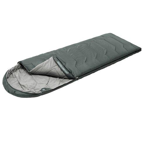 Спальный мешок TREK PLANET Chester Comfort серый с левой стороны спальник trek planet traveller comfort 70383 r