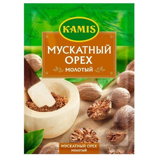 KAMIS Пряность Мускатный орех молотый, 15 г